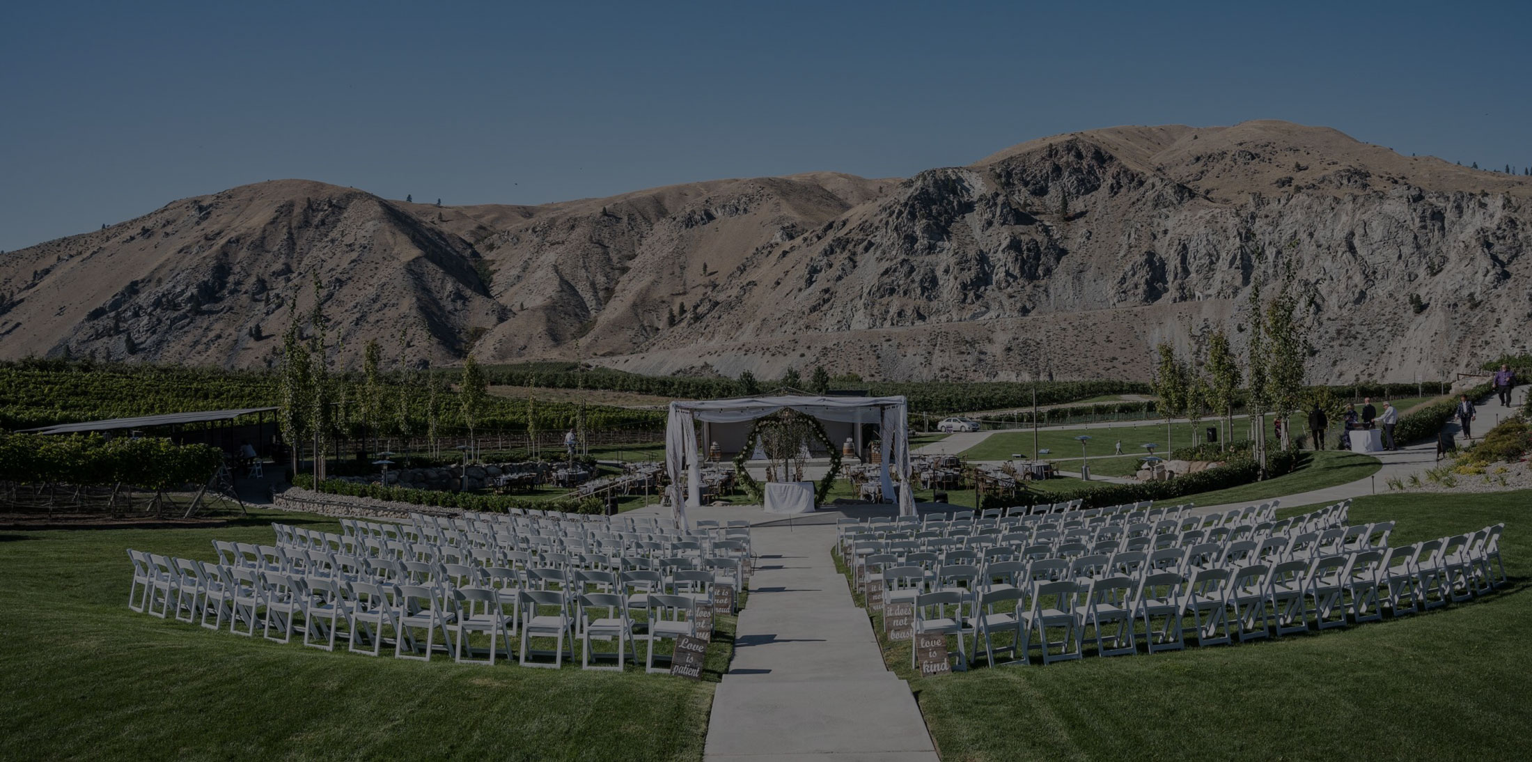 Best Washington winery wedding venues